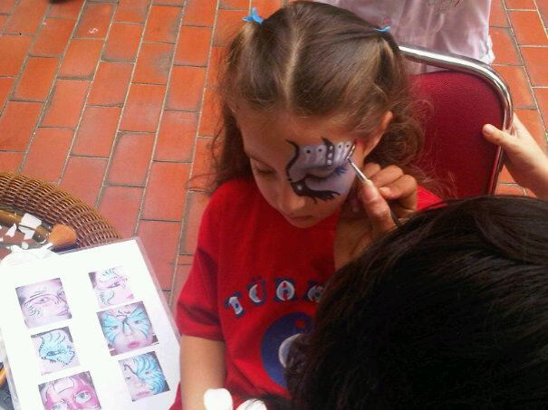 SEWA JASA FACE PAINTING PHONE : 08151669404